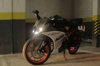 SE VENDE KTM RC 390 (2015/16)