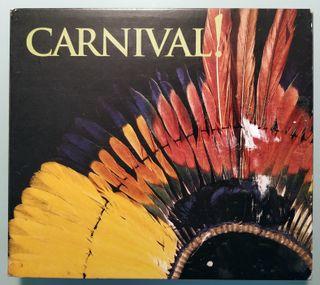 Carnival! (1997) (CD Album) - Colaboración Madonna