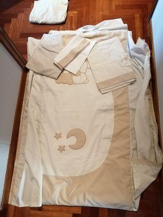 Cuna + ropa cuna