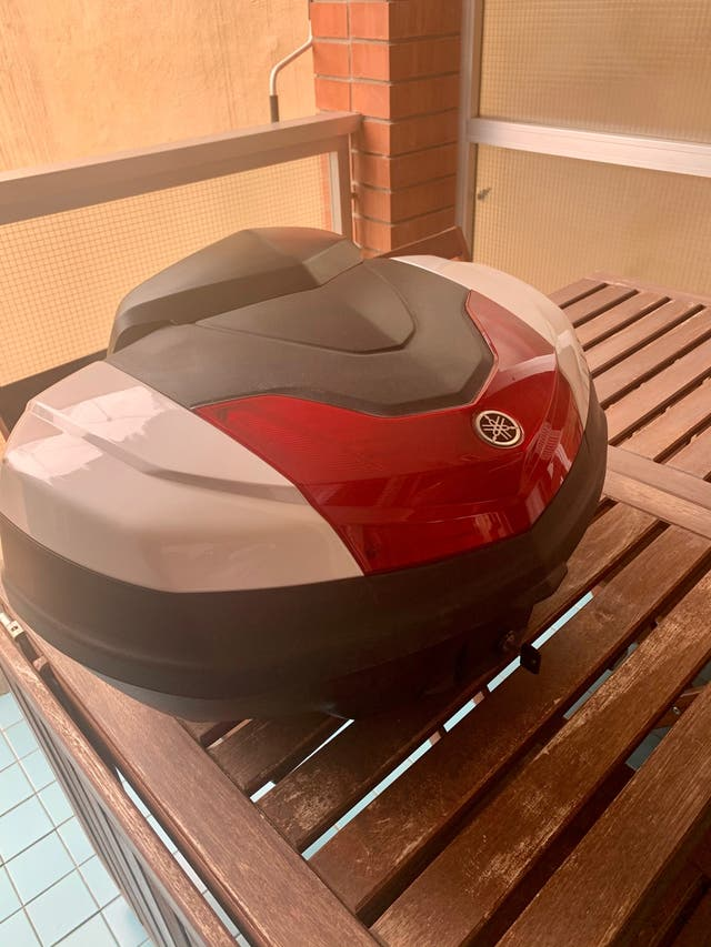 Baúl yamaha tmax 530