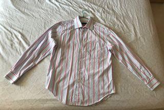 Camisa de rayas de Pedro del Hierro