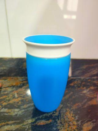 vaso antigoteo