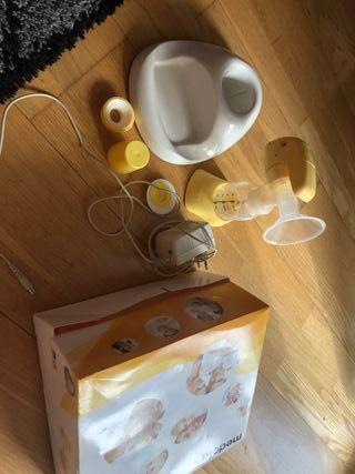 Extractor de leche mini electric