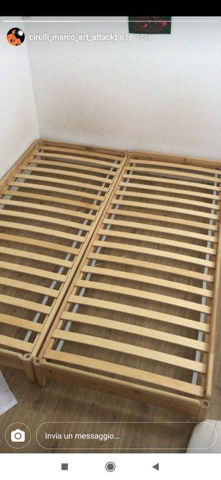 cama doble Ikea NUEVA