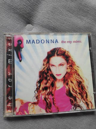 Madonna The Ray Mixes