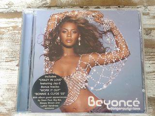 Beyonce /cd /dangerousinlove