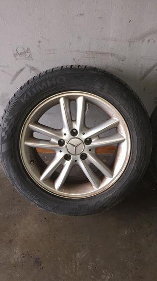 Llanta Mercedes aluminio 16 225/50R16