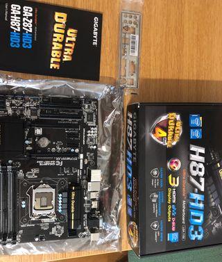 Placa Base Gigabyte H87-HD3