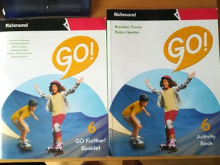 GO Further! Booklet + Activity Book, 6 Primaria