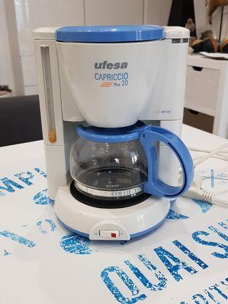 Cafetera electrica por goteo Ufesa