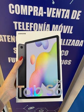 Samsung galaxy TAB S6 LITE 64gb 4G PRECINTADO