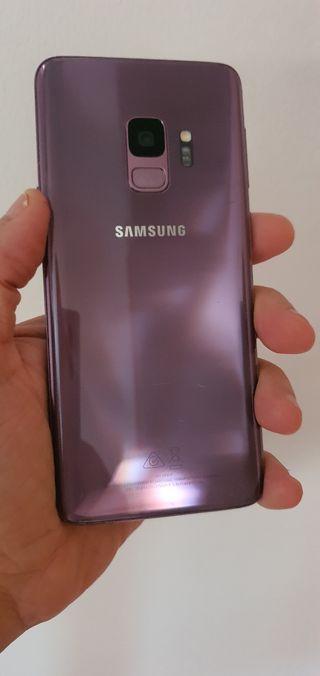 SAMSUNG S9 64 gb (envio y reembolso incluido)