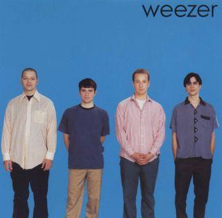 CD Weezer - Blue album