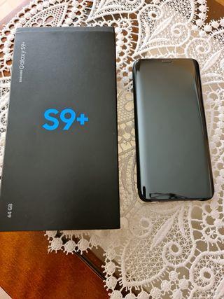Samsung galaxy S9+ dual SIM 64 GB