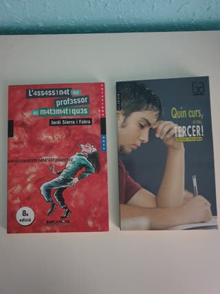 Libros lectura catalán