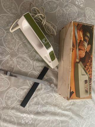 Cuchillo eléctrico vintage