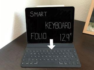 Smart Keyboard folio 12,9