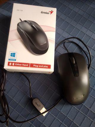 Se vende ratón alambrico.