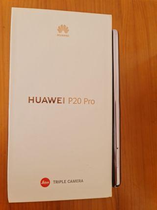 Huawei P20 Pro 128GB en perfecto estado