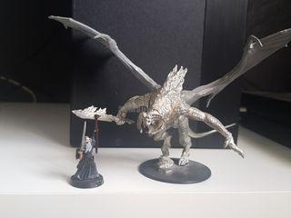 Balrog vs Gandalf Khazad-dûm Warhammer esdla