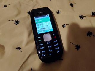 Antiguo teléfono Nokia 1800 para Vodafone