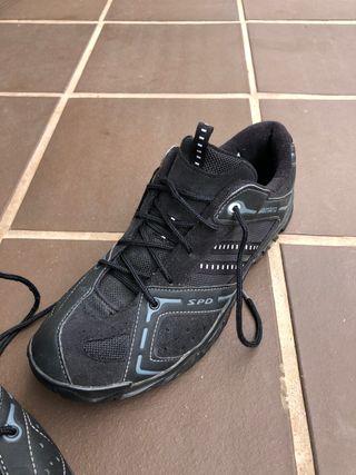 Zapatillas Shimano SPD ciclismo en ruta