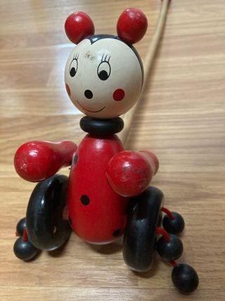 juguetes de madera 1-3 años