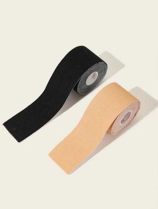 cinta de seta, sujetador