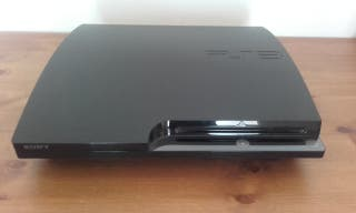 Playstation 3 Slim 320GB con juegos por TV