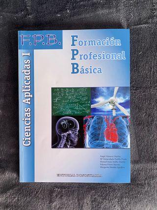 Libro FORMACIÓN PROFESIONAL BÁSICA, CIENCIAS APLIC