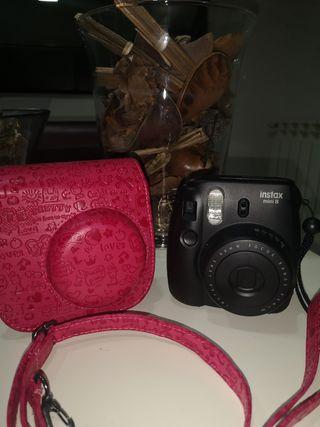 cámara fujifilm instax mini8