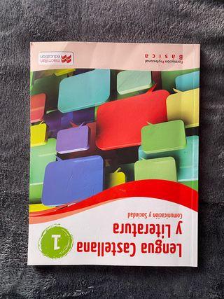 Libro lengua y literatura 1