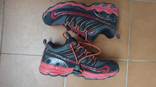 zapatillas la sportiva niño T 31