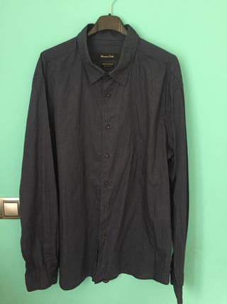 Camisa de hombre Massimo Dutti