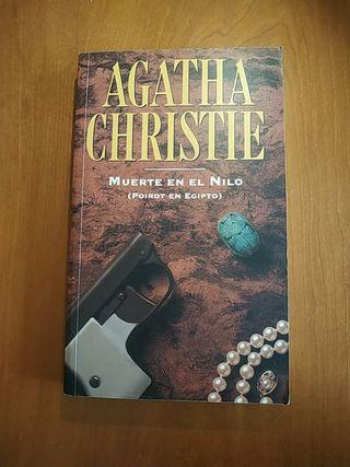Agatha Christie 'Muerte en el Nilo'