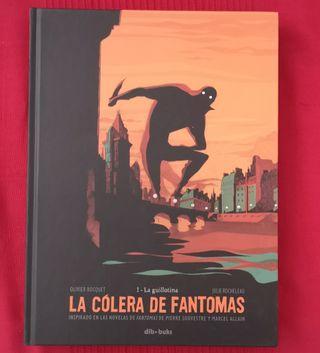 La cólera de Fantomas