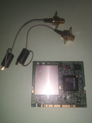 ZyXEL ZyAIR B-2000 wifi tarjeta pci
