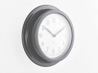 Reloj de pared Ikea Dekad negro