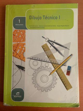 Dibujo Técnico I 1 Bachillerato Editex
