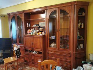 armario comedor madera