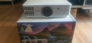 proyector Optoma UHD550X 4K Dlp Nuevo