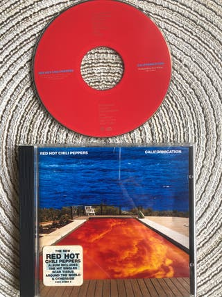 """Cd RED HOT CHILI PEPPERS """"Californication"""""""