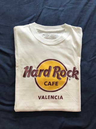 Camiseta Hard Rock València chico