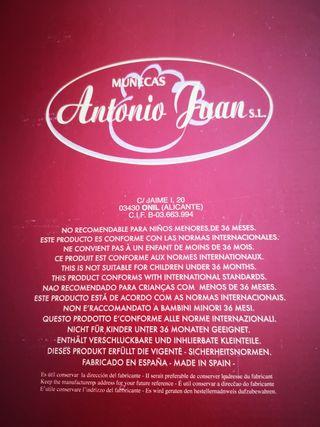 Muñecos Antonio Juan S.L.