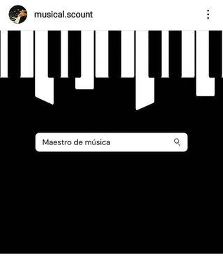 Clases de música: Piano - Guitarra - Bateria