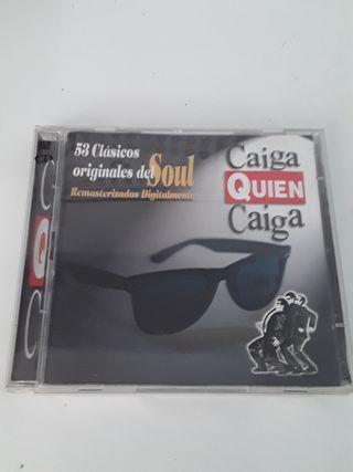 CAIGA QUIEN CAIGA.53 CLÁSICOS DEL SOUL