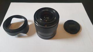 Objetivo Sony FE 28mm f2