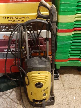 hidrolimpiadora karcher hd 6/15 C