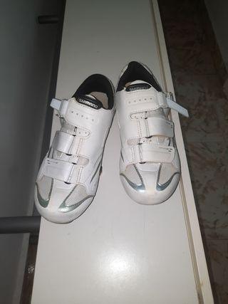 zapatillas d ciclismo shimano