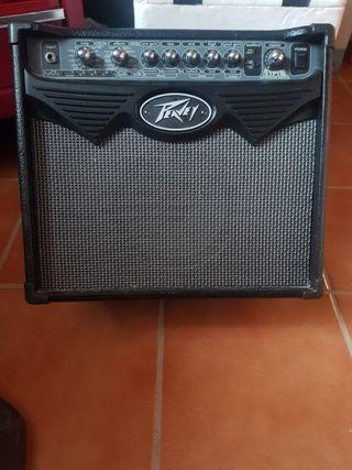 Amplificador guitarra peavy 15w